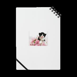 保護猫活動家すみパンさん家への支援グッズ!のNo.1 ゆずちゃん Notes