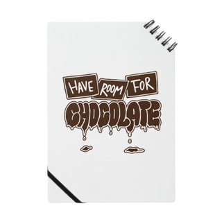 Have room for chocolate Notes