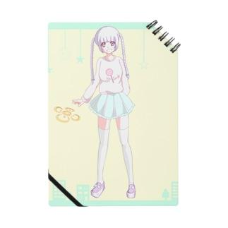 魔法ちゃん ノート