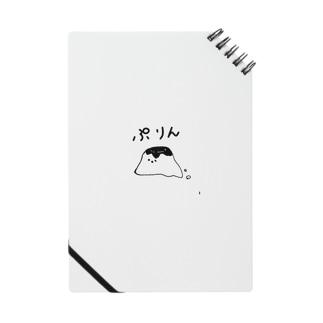 白黒プリンちゃん Notes