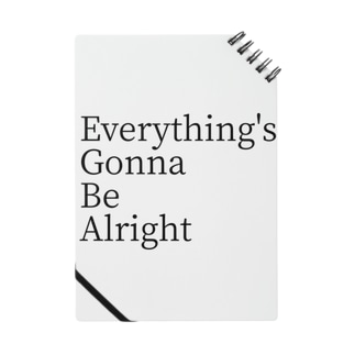 Everything's Gonna Be Alright Notes