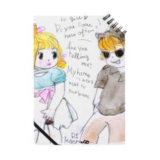 kaeruco(* 皿 *)のヘイガール! Notes