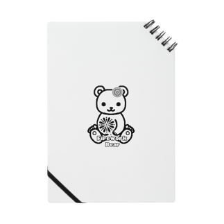 chamannuの花火くまちゃん(Firework Bear) Notes