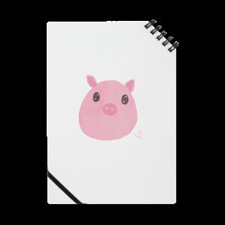 かな工房のぶーぶーピンク Notes