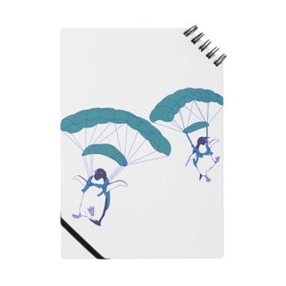 ペンギンスカイダイバーズ(飛行機なし) Notes