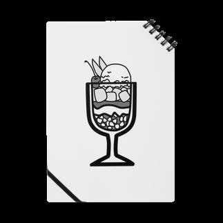 inuiuniのフルーツパフェ Notes