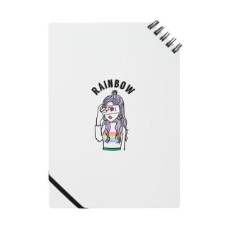 Rainbowニットちゃん Notes