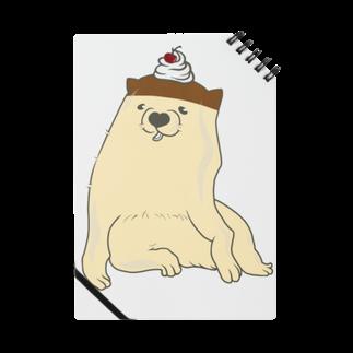 mugioのあの犬/プリン Notes