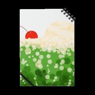 青い春のクリームソーダに溺れる Notes