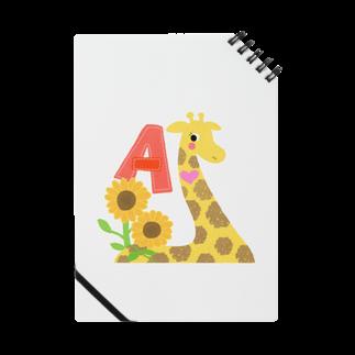 佐藤 雄太@イラスト•マンガ制作のイニシャル『A』キリン Notes