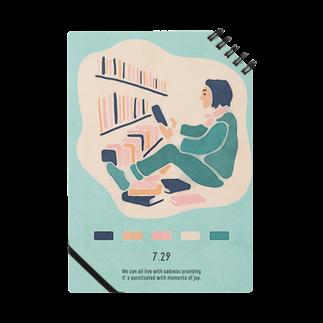 新井リオの【2019.07.29】新井リオの英語日記グッズ Notes