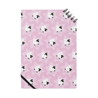 """Dove on the Sheep """"Note"""" [pink] Notes"""