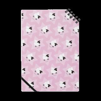 """一羽のすずめのDove on the Sheep """"Note"""" [pink] Notes"""