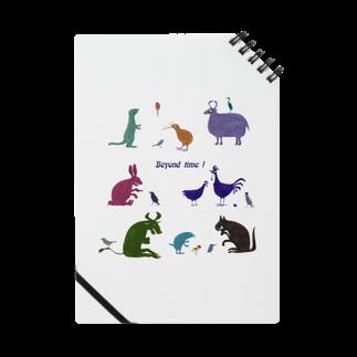 nachau7の動物たちからのメッセージ Notes