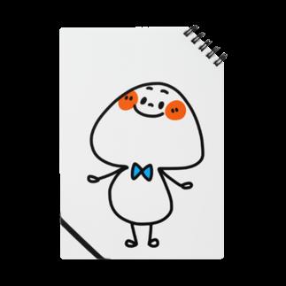 hagiKIRIEのきのこくん Notes