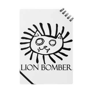 LION BOMBER Notes