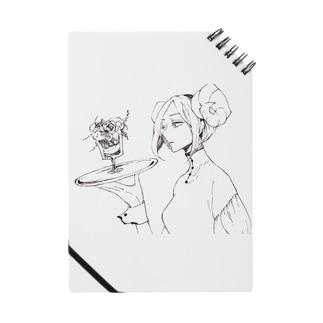 架空パフェ庵[夢喰の羊] Notes