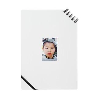鼻水を垂れ流し憤る幼児T Notes