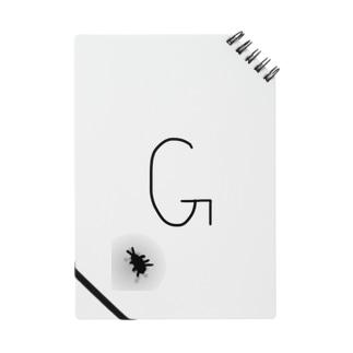 ゴミ潜伏型最終兵器黒色飛翔体(通称G) Notes
