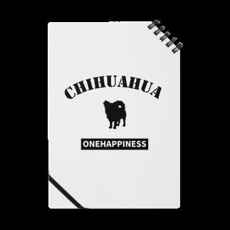 onehappinessのチワワ Notes