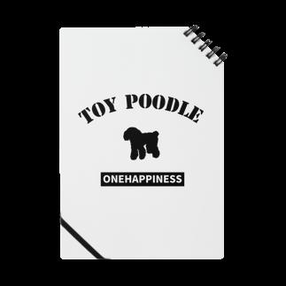 onehappinessのトイプードル Notes