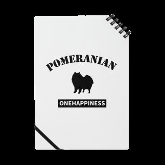 onehappinessのポメラニアン Notes