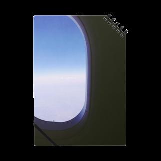 preppの飛行機の窓 Notes