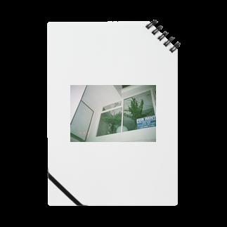 tissue worldの窓際の写真 Notes