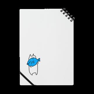 豆腐[ 'ω' ]の青い魚食べるねこ Notes