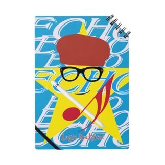 Logic RockStar  illustration Official StoreのECHO  Notes
