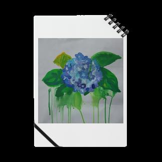 ✈オノウエ コウキの紫陽花の涙 Notes