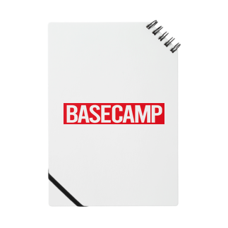 BASE-CAMPのBASE CAMP RED Notes