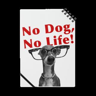 イロハのNo dog,No life! 赤 Notes