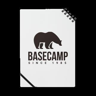 BASE-CAMPのBASE BEAR 02 Notes