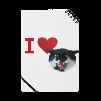 保護猫活動家すみパンさん家への支援グッズ!のNo.18 あいらぶバットにゃん♪ Notes