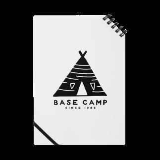 BASE-CAMPのBASE テント 01 Notes