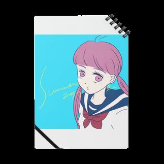 LATEのsummer  girl 2019 Notes