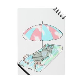 殿と海/わたしと猫の殿 Notes