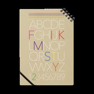 Ploughのアルファベット Notes