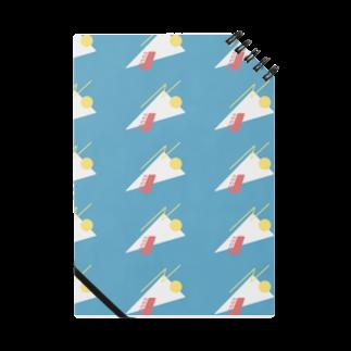 LATEのkarage crêpe Notes