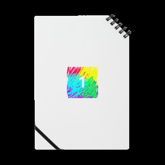 nek_oneの虹色とワン Notes
