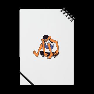 OTI-EGUMのボードルスケーター Notes