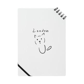 London Cat - maison pomme Notes