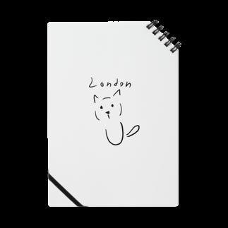 Maison PommeのLondon Cat - maison pomme Notes