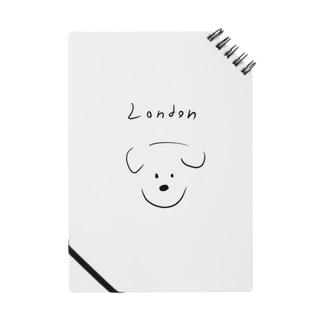 London dog -Maison Pomme Notes