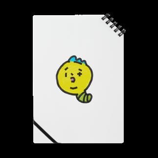 チコナオンのモヒカンイモムシくん Notes