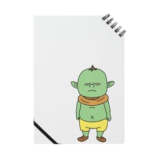 バーチャルゴブリングッズ Notes