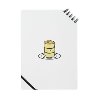 硬パンケーキ Notes