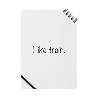 I like train Notes