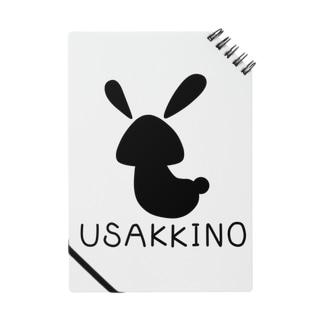 USAKKINO(シルエット) Notes